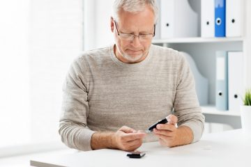Diabetes Advice and Meter Training